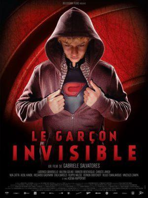 Affiche du film Le garçon invisible