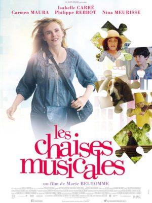 Affiche du film Les chaises musicales