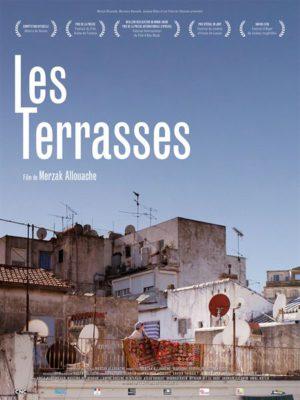 Affiche du film Les terrasses
