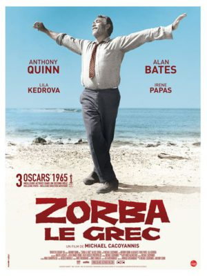 Affiche du film Zorba le Grec