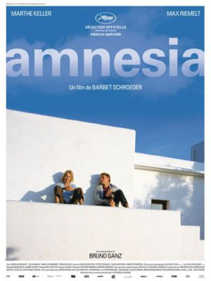 Affiche du film Amnesia