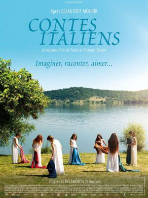 Affiche du film Contes italiens