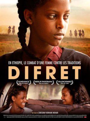 Affiche du film Difret