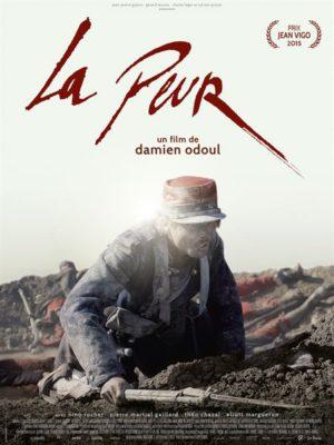 Affiche du film La peur