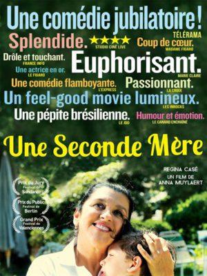 Affiche du film Une seconde mère