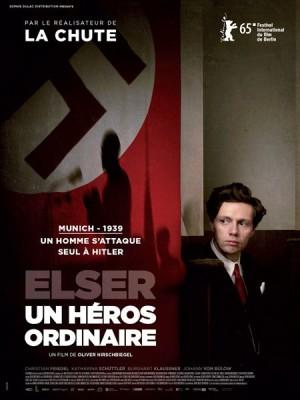 Affiche du film Elser, un héros ordinaire