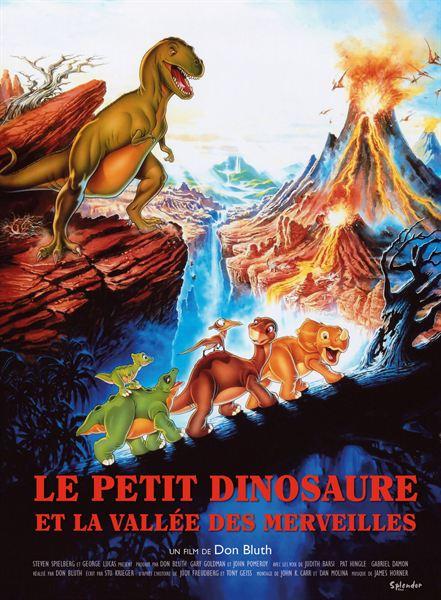 Le petit dinosaure et la vall e des merveilles cin ma alhambra calais - Petit pieds dinosaure ...
