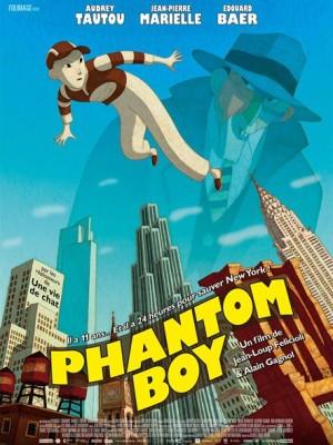 Affiche du film Phantom boy