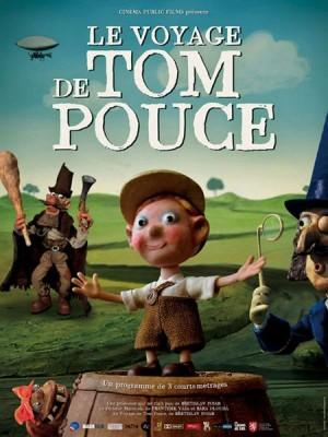 Affiche du film Le voyage de Tom Pouce