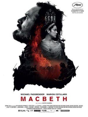 Affiche du film Macbeth