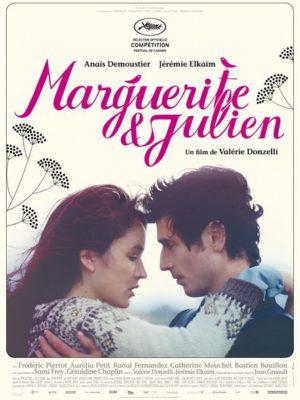 Affiche du film Marguerite & Julien