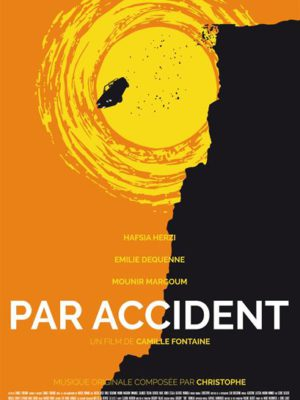 Affiche du film Par accident