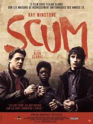 Affiche du film Scum