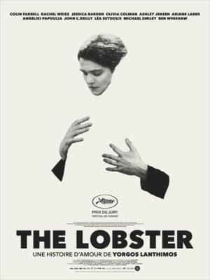 Affiche du film The lobster