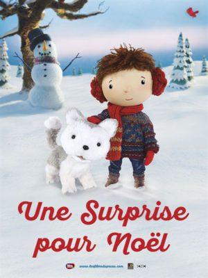 Affiche du film Une surprise pour noël