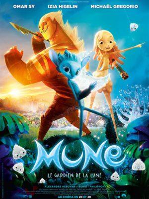 Affiche du film Mune, le gardien de la lune