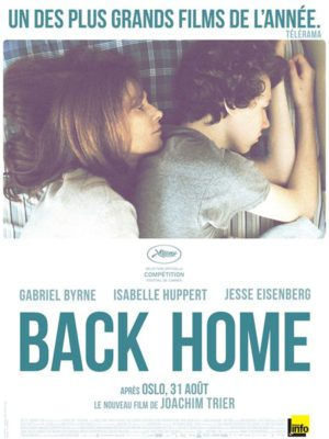 Affiche du film Back home