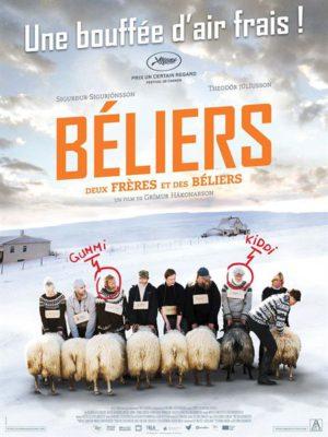 Affiche du film Béliers