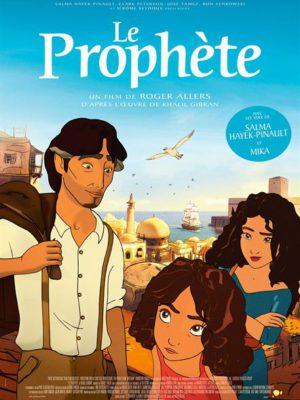 Affiche du film Le prophète