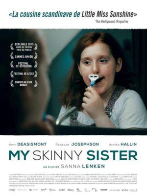 Affiche du film My skinny sister