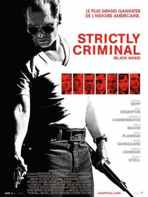 Affiche du film Strictly criminal