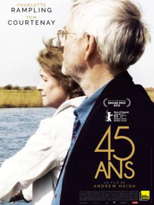 Affiche du film 45 ans