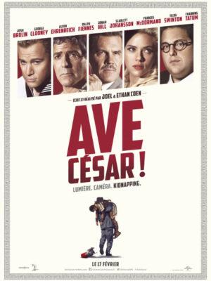 Affiche du film Ave, César!