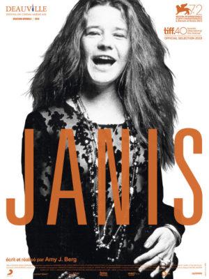 Affiche du film Janis
