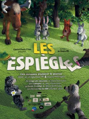 Affiche du film Les espiègles