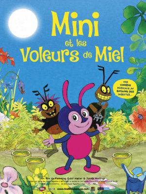 Affiche du film Mini et les voleurs de miel