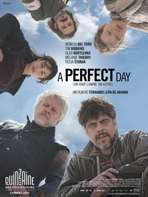 Affiche du film A perfect day
