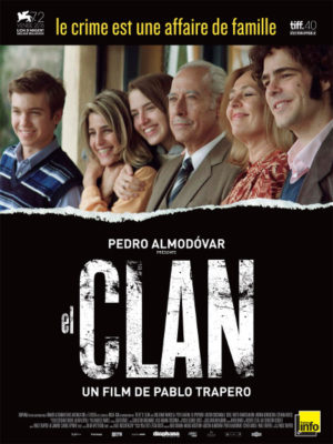 Affiche du film El clan