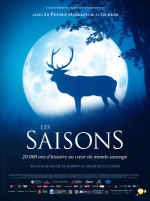 Affiche du film Les saisons