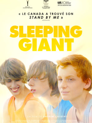 Affiche du film Sleeping giant