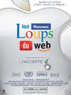 Affiche du film Les nouveaux loups du web