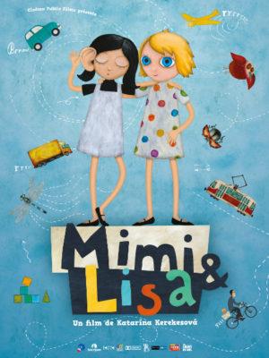 Affiche du film Mimi et Lisa