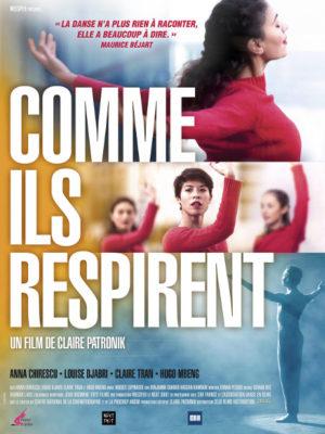 Affiche du film Comme ils respirent