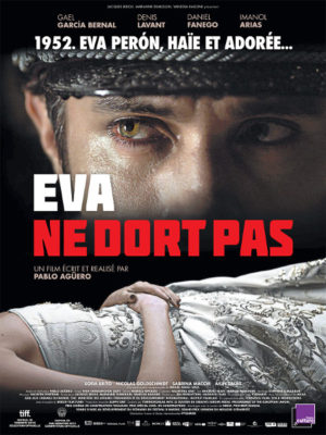 Affiche du film Eva ne dort pas