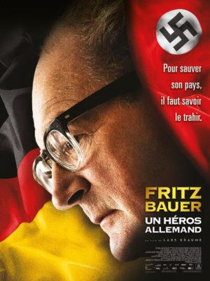 Affiche du film Fritz Bauer, un héros allemand