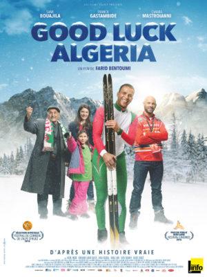 Affiche du film Good Luck Algeria