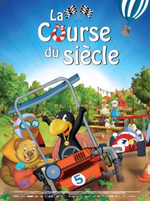 Affiche du film La course du siècle