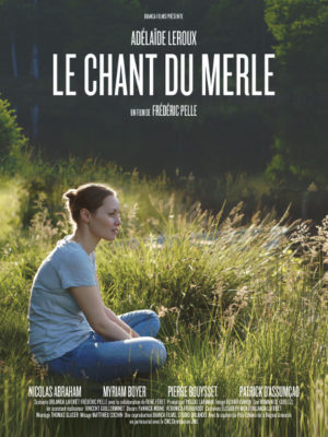 Affiche du film Le chant du merle