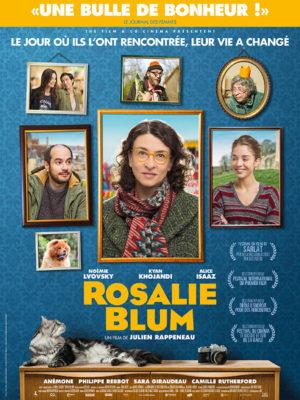 Affiche du film Rosalie Blum