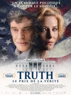 Affiche du film Truth : le prix de la vérité