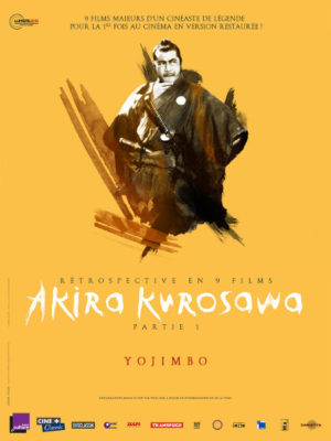 Affiche du film Yojimbo