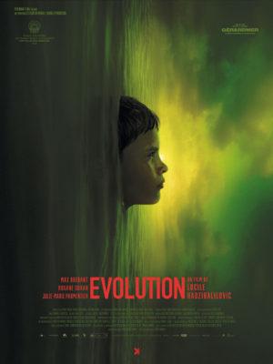 Affiche du film Évolution