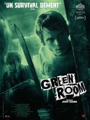 Affiche du film Green room