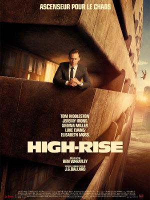 Affiche du film High-Rise