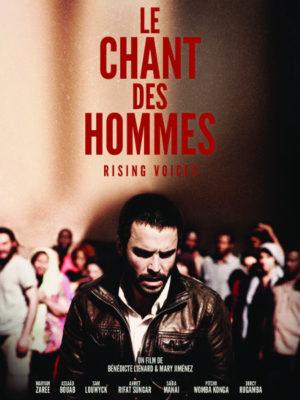 Affiche du film Le chant des hommes