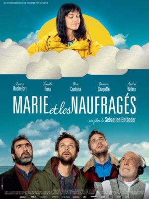 Affiche du film Marie et les naufragés
